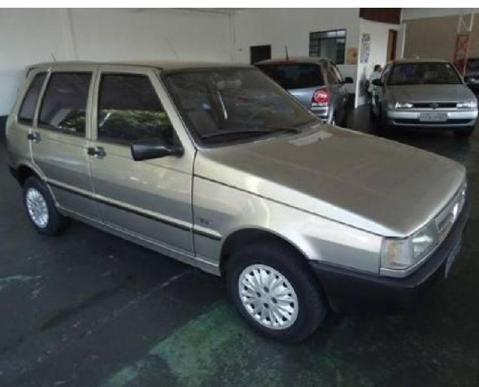 Fiat uno mille ex 1.0 8v 4p 1998 menos direção