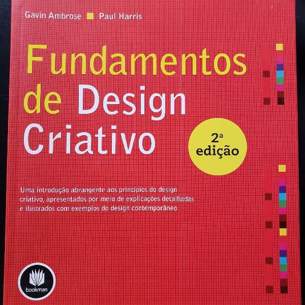 Fundamentos de design criativo - 2ª ed - ambrose,gavin -