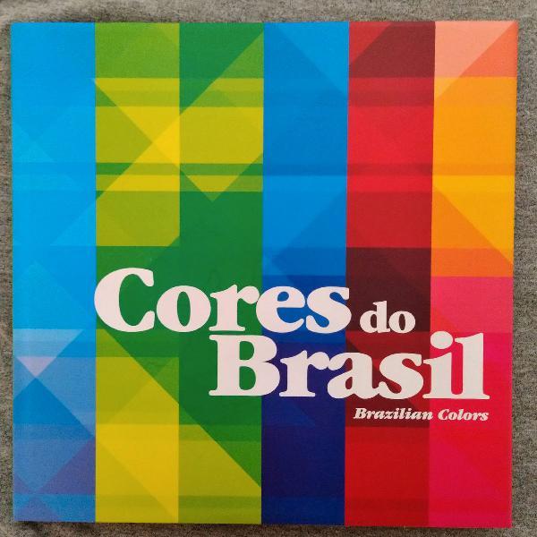 Livro cores do brasil - brazilian colors
