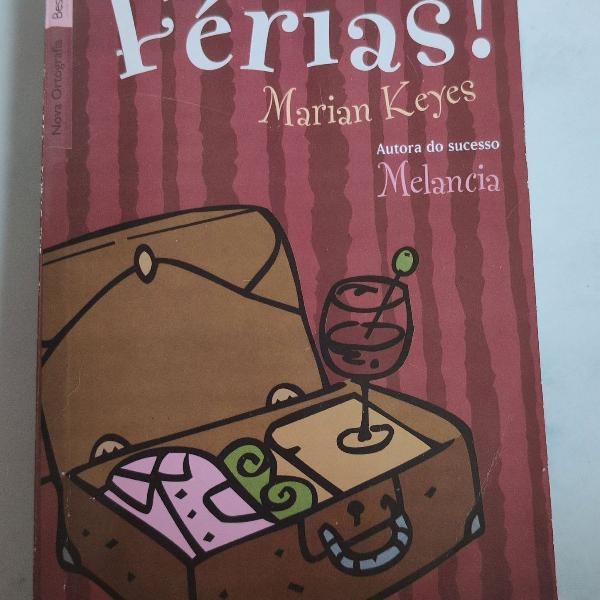 Livro férias (edição de bolso) - marian keyes