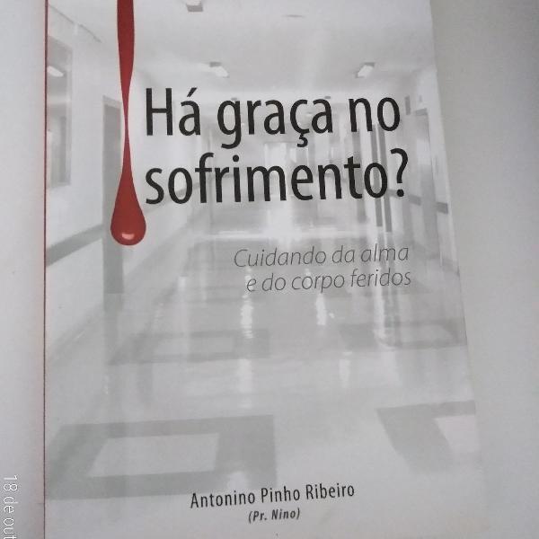 Livro: há graça no sofrimento?