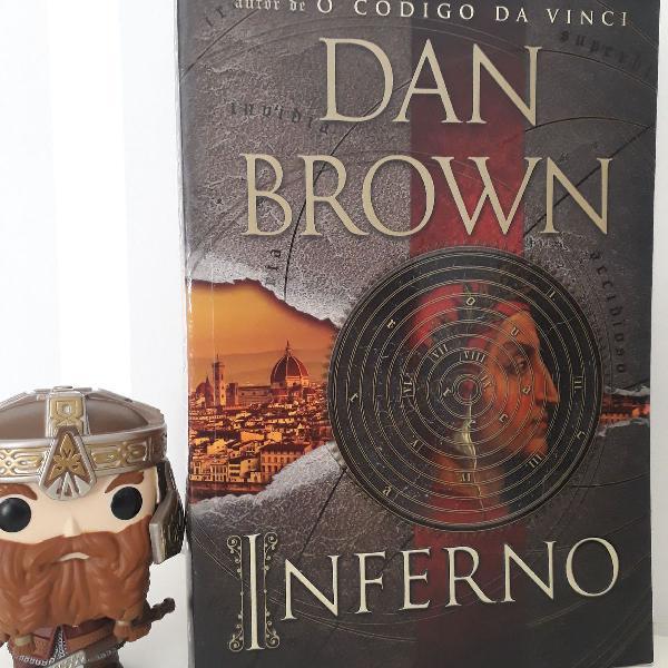 Livro inferno-dan brown