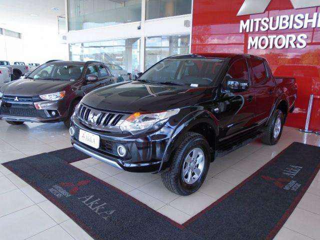 Mitsubishi l200 triton sport gls 2.4 cd diesel aut.