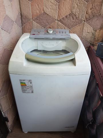 Máquina de lavar brastemp 11kg com ciclo tira manchas e