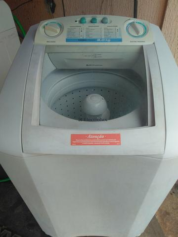 Máquina de lavar roupas eletrolux turbo. entrego!!