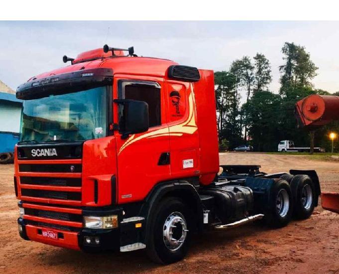 Scania 114 380cv