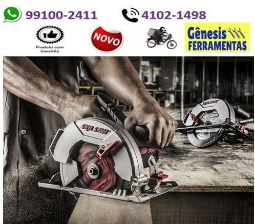 Serra circular 7.1/4 pol. 1200w - skil- entrega gratis em