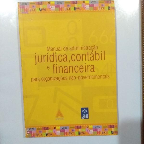 Administração jurídica contábil financeira