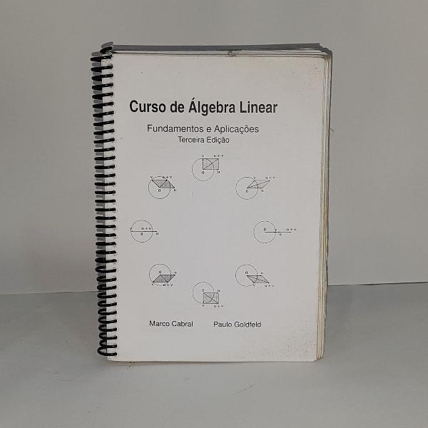 Apostila curso de álgebra linear