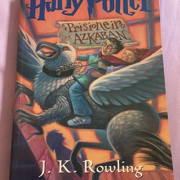 Harry potter é o prisioneiro de azkaban