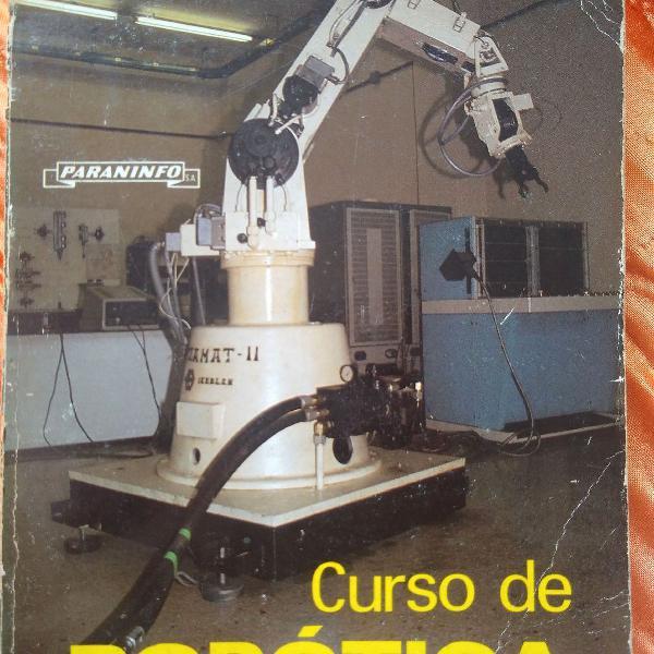 Livro curso de robótica