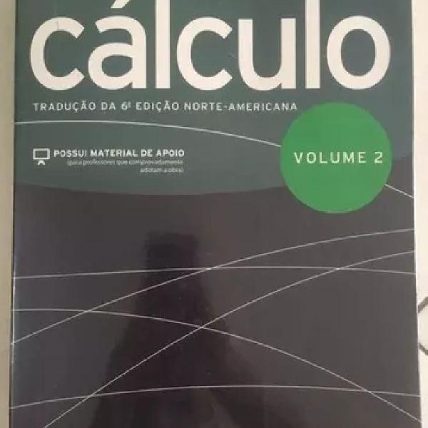 Livro de cálculo volume 2 - james stewart