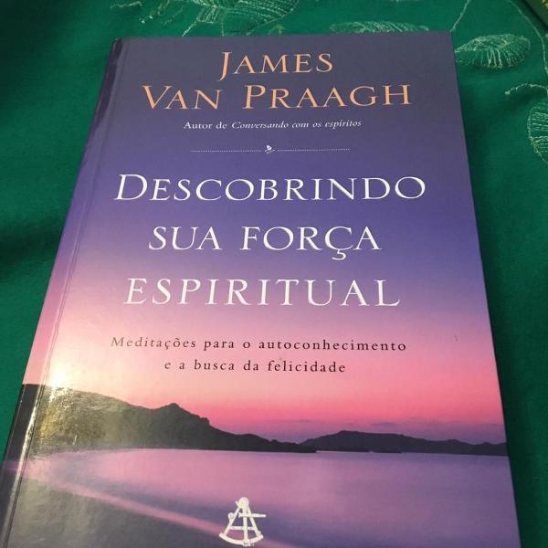Livro descobrindo sua força espiritual