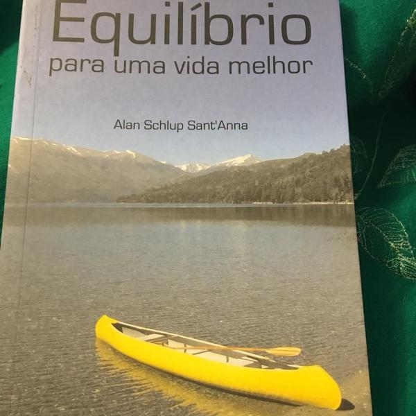 Livro equílibrio para uma vida melhor