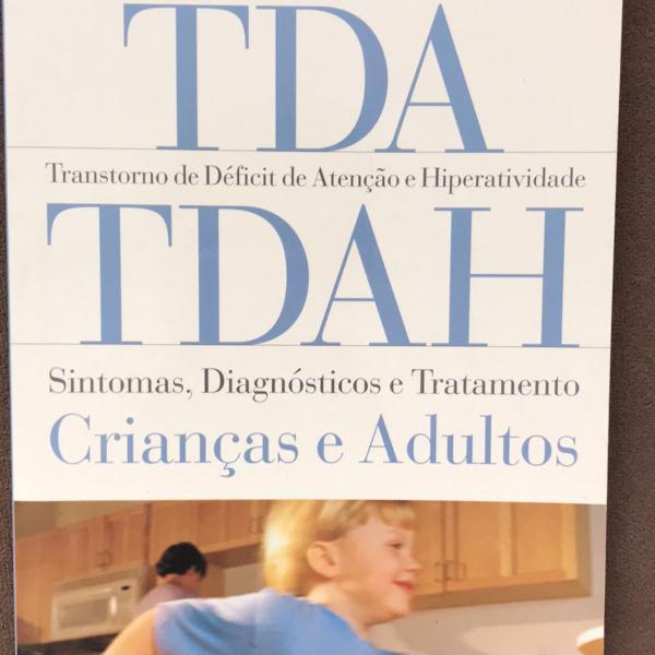 Livro tda tdah thomas w. phelan ph.d.