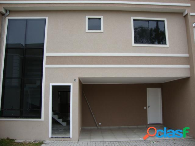Triplex em Condomínio Fechado -Novo Mundo - Curitiba - Pr 1