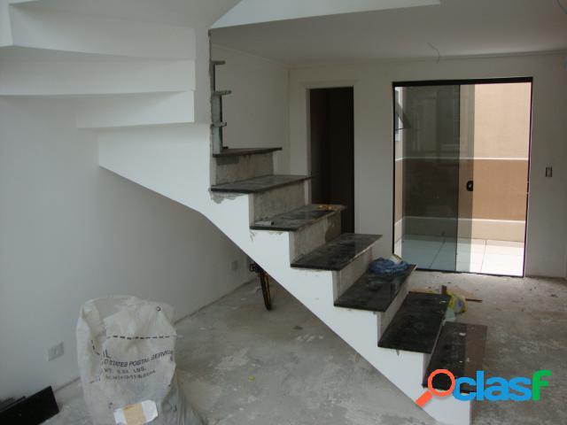 Triplex em Condomínio Fechado -Novo Mundo - Curitiba - Pr 2