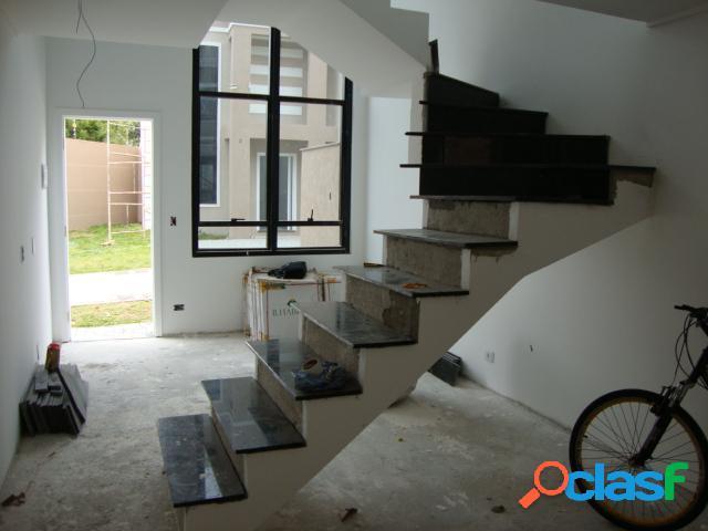 Triplex em Condomínio Fechado -Novo Mundo - Curitiba - Pr 3