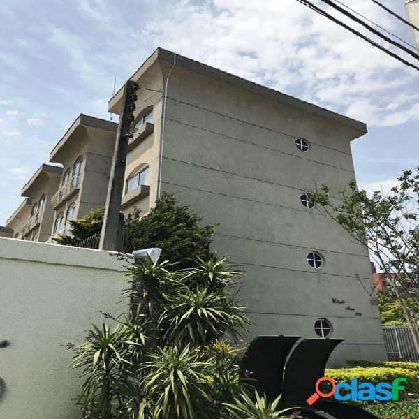 Apartamento semi mobiliado no bairro ahú - curitiba - paraná