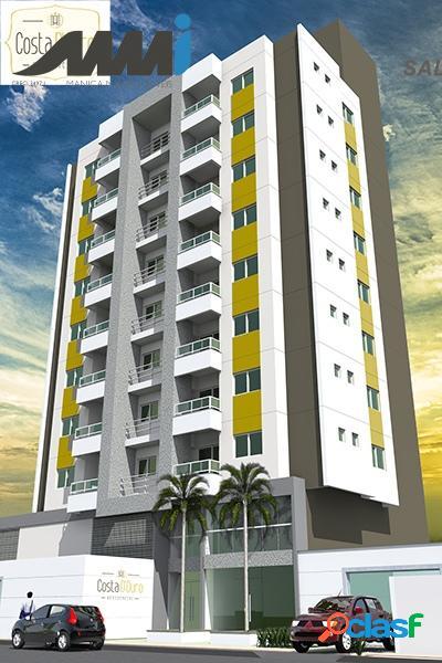 Apartamento com 2 quartos sendo 1 suíte no Residencial Costa Dourada