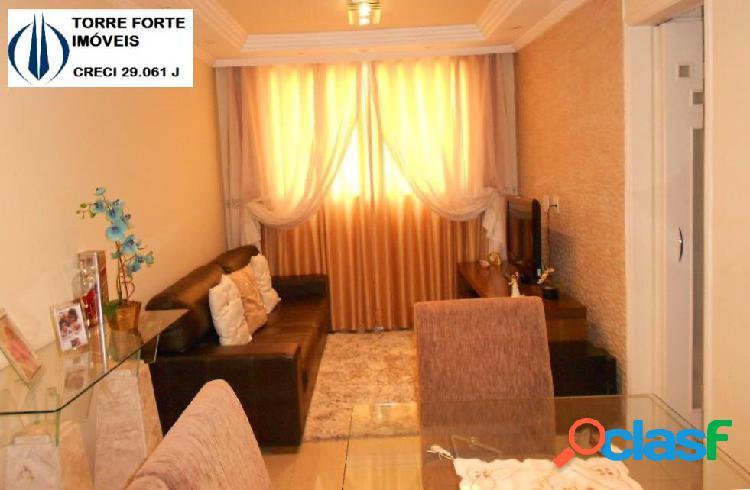 Lindo apartamento com 2 dormitórios na Vila Formosa. 1 vaga!