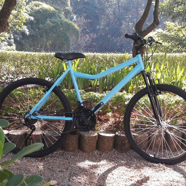 Bike mtb azul, aro 26