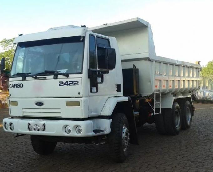 Caminhão ford cargo 2422 6x4 traçado
