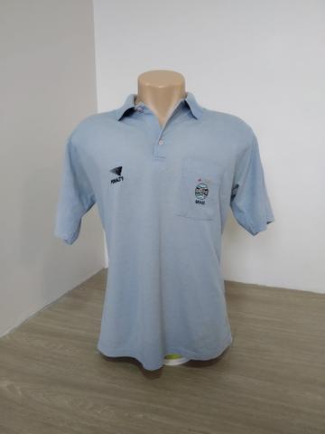 Camisa polo grêmio anos 90