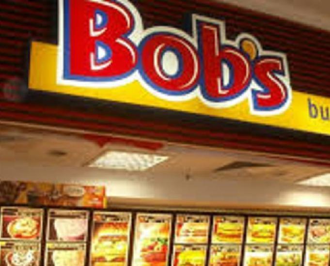 Franquia loja bob's com quiosque de sorvetes - 70 km de são
