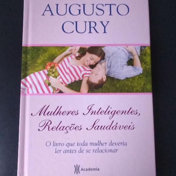 Livro: mulheres inteligentes, relações saudáveis. autor:
