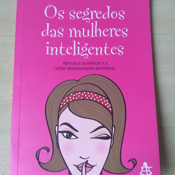 Livro: o segredo das mulheres inteligentes. autores: steven