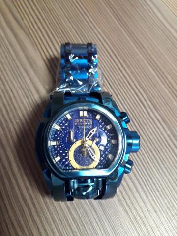 Relógio invicta zeus bolt magnum
