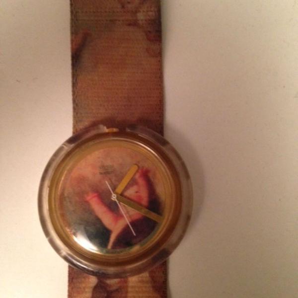 Relógio swatch vintage