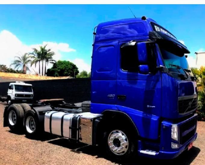 Volvo fh 12 460 globetrotter teto alto leito ano e modelo 14