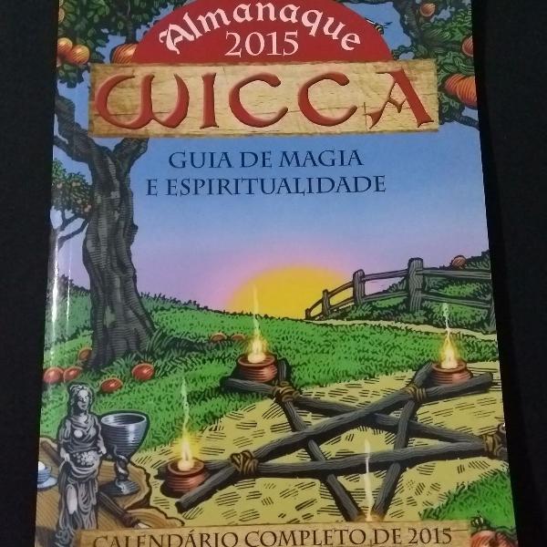 Almanaque wicca -guia de magia e espiritualidade