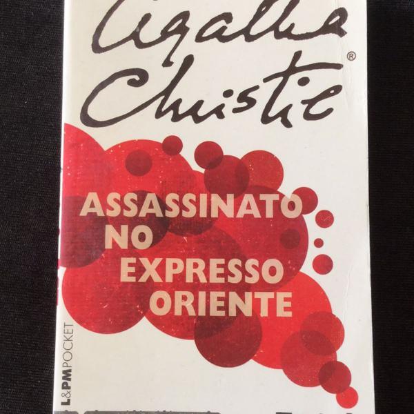 Assassinato no expresso oriente de agatha christie