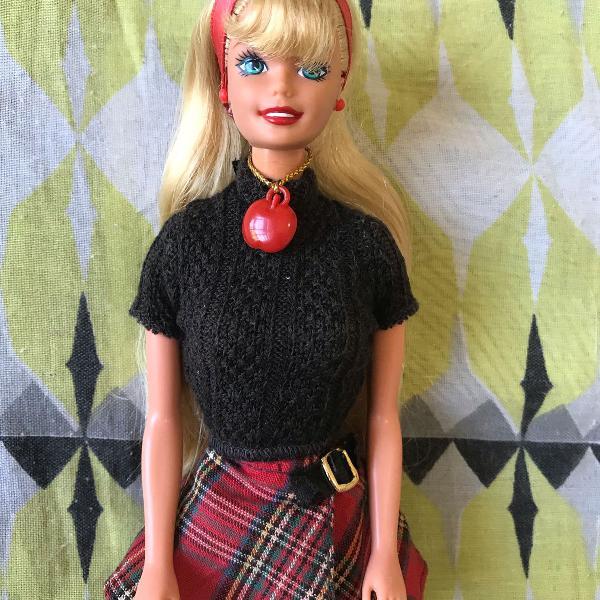 Barbie das antigas