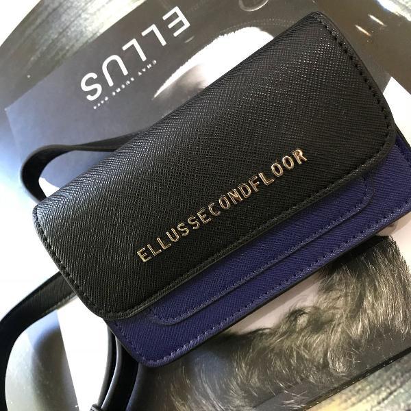 Bolsa pochete ellus secondfloor