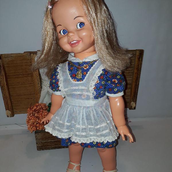 Boneca guigui da estrela 1979