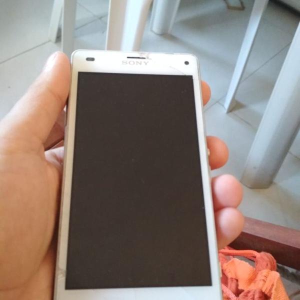 celular sony z3 compact mini