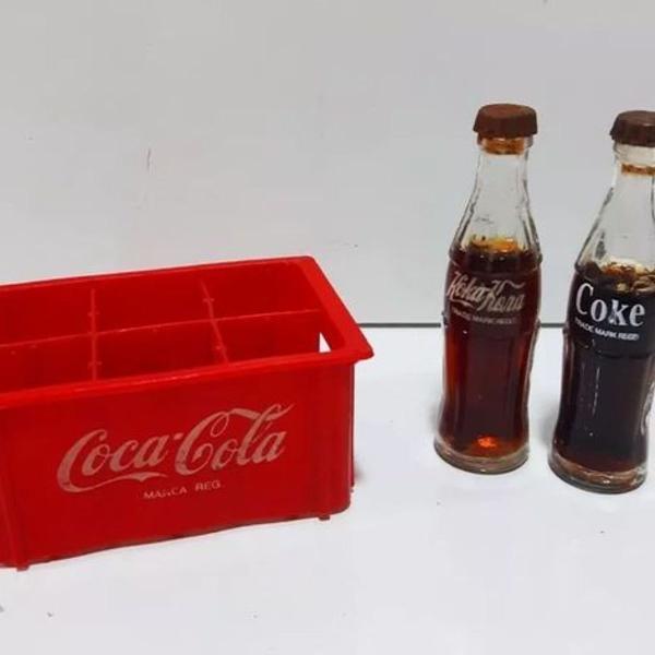 Coca cola miniatura