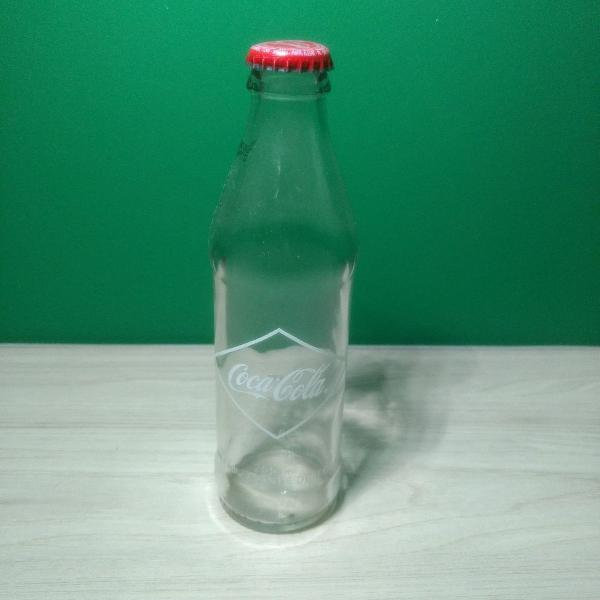 Garrafa coca cola vintage 1905