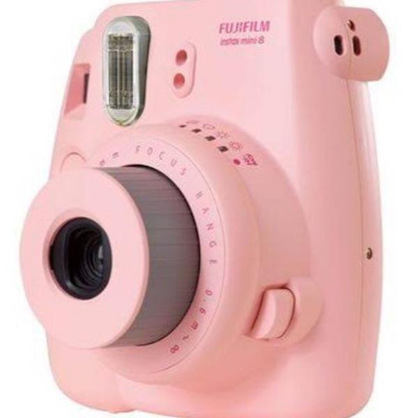 Instax mini 8 - fujifilm - rosa