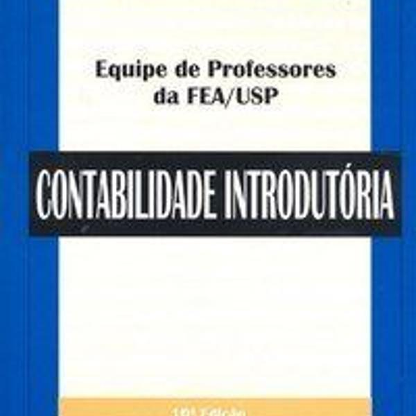 Livro: contabilidade introdutória