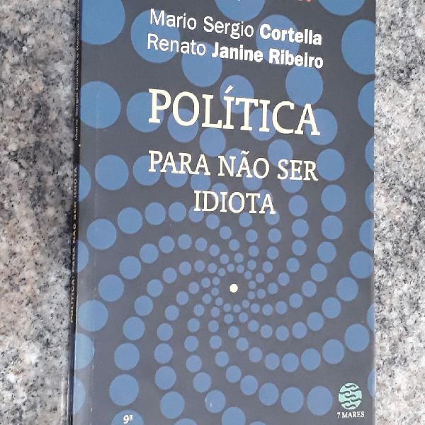 Livro política para não ser i*****