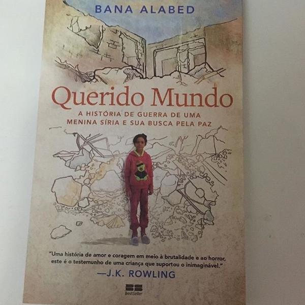 Livro querido mundo