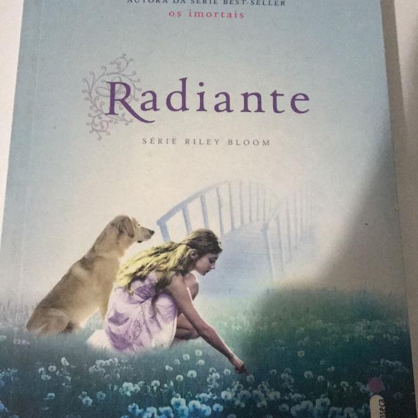 Livro radiante vida após a morte