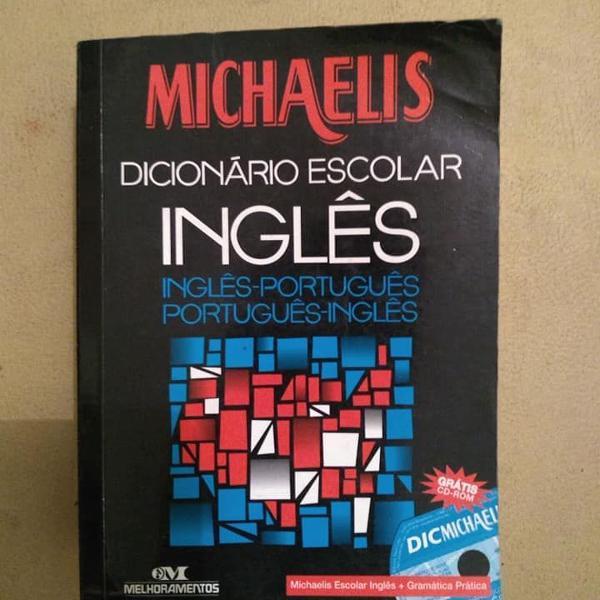 Michaelis dicionário escolar inglês - português -