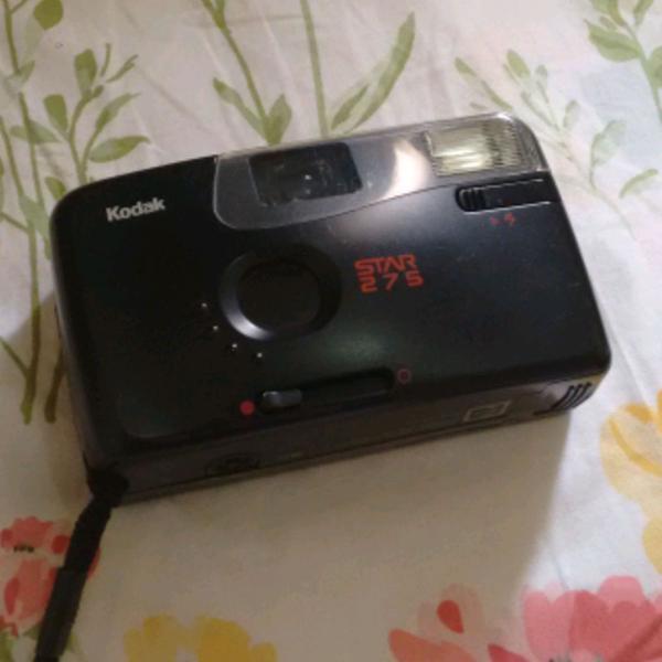 Máquina fotográfica kodak star 275