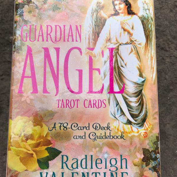Tarot guardian angel - radleigh valentine